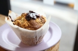 Berry Crumble Muffin