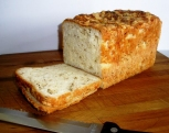Cheese and Cracked Pepper Loaf